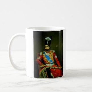 Nasser al-Din Shah Qajar, Shah of Persia Coffee Mug