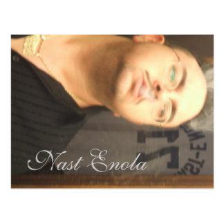 Nast Enola (c)2007 Postcard
