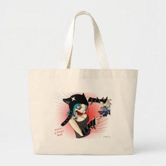Nast Little Man Canvas Bag