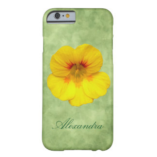 Nasturtium Barely There iPhone 6 Case