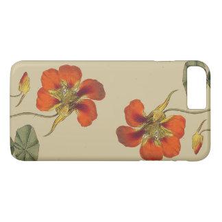 Nasturtium Floral Flower iPhone 7 Case