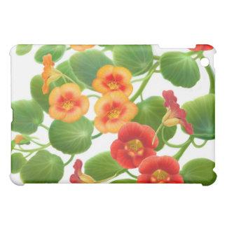 Nasturtium Flowers iPad Mini Covers