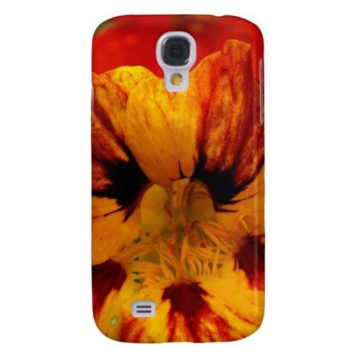 Nasturtium Galaxy S4 Covers