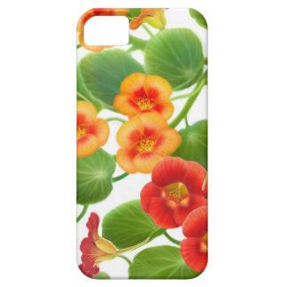 Nasturtium Garden Flowers iPhone 5 Case