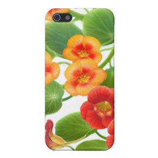 Nasturtium Garden Flowers Speck Case