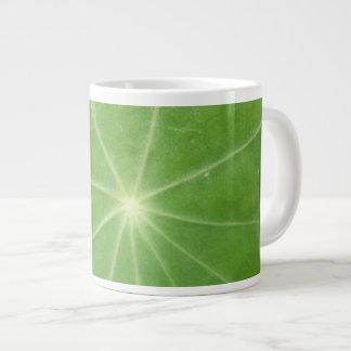 Nasturtium Leaf Mug