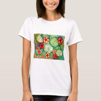 Nasturtium Water Fantasy T-Shirt