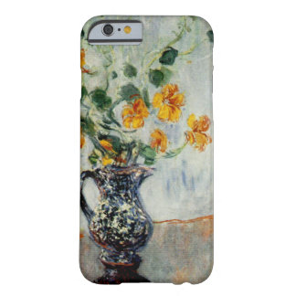 Nasturtiums in a Blue Vase by Monet Barely There iPhone 6 Case