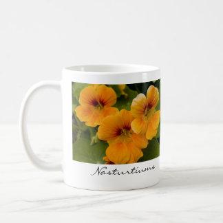 Nasturtiums Mug