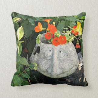 Nasturtiums Pillow