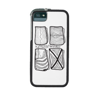 [ NASTY _ ARTS ] CASE FOR iPhone 5