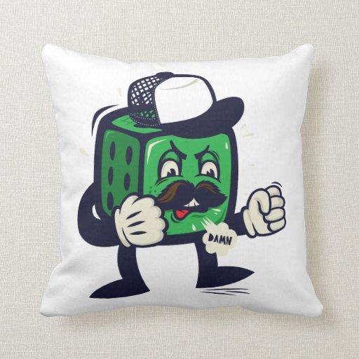 Nasty Dice boys Pillow