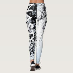 women s nasty leggings zazzle