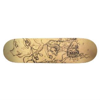 Nasty Pig Skate Board Decks