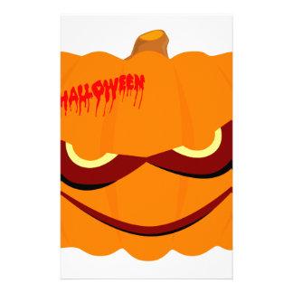 Nasty Pumpkin Stationery