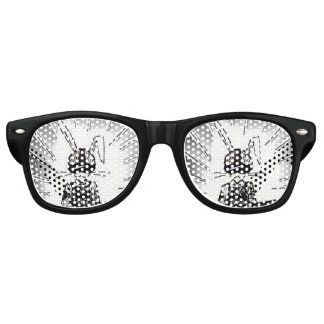 Nasty Rabbit RABBIT RESCUE MISSION Addisons! Retro Sunglasses