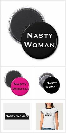 Nasty Woman Gear