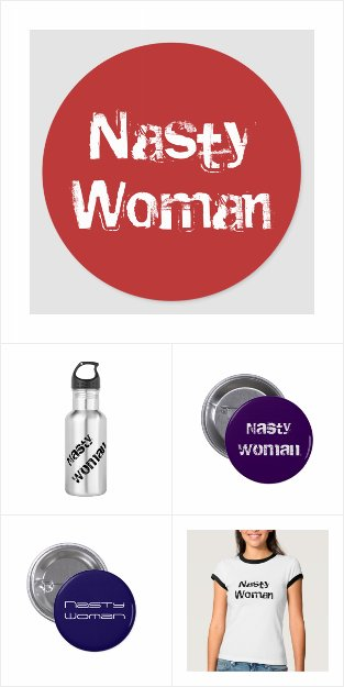 Nasty Woman Gear