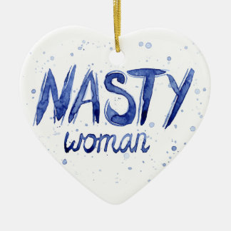 Nasty Woman Ornament