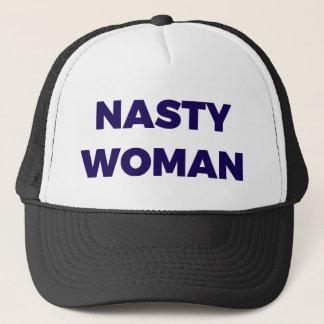 Nasty Woman Trucker Hat