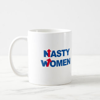 Nasty Women 2016 -- Presidential Election 2016 -.p Coffee Mug