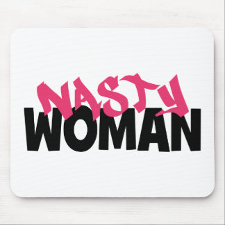 Nasty Women Mouse Pad