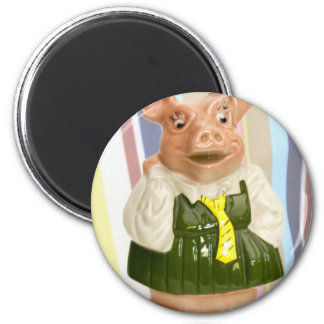 Nat West Piggy Bank Magnet