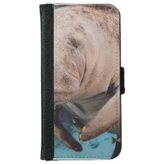 Natación de la vaca de mar carcasa de iPhone 6