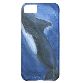 Natación del delfín