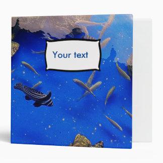 Natación subacuática de los pescados del payaso carpeta 5 cm