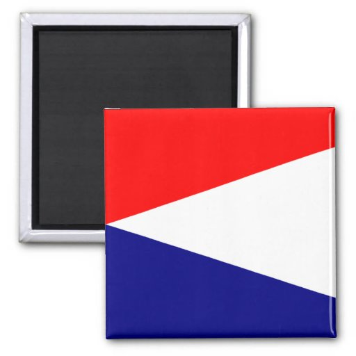 Natal Republiek 2 Inch Square Magnet