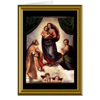 Natale de Buon - deseos italianos del navidad Felicitación