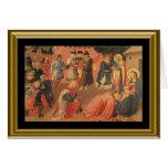 Natale de Buon - Prayer de señor en italiano Tarjetas