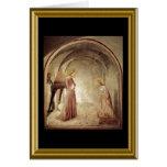 Natale de Buon - rezo de St Francis en italiano Tarjetas
