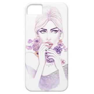 Natalie Custom iPhone5/5S Case