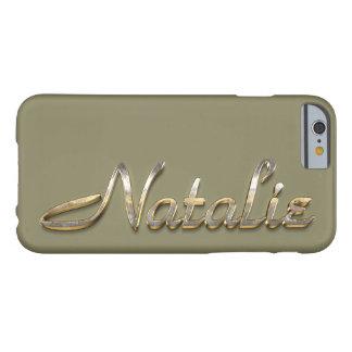 """""""Natalie"""" Custom Monogram iPhone 6/6s Case"""