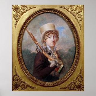 Natalie de Laborde de Mereville Poster