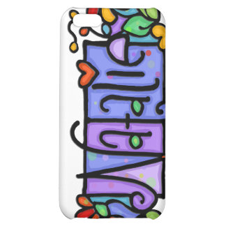 NATALIE hand-painted custom name iPhone 5C Cover