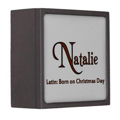 Natalie Keepsake Box
