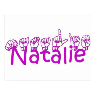 Natalie Postal