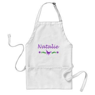 Natalie (Purple Butterfly) Apron