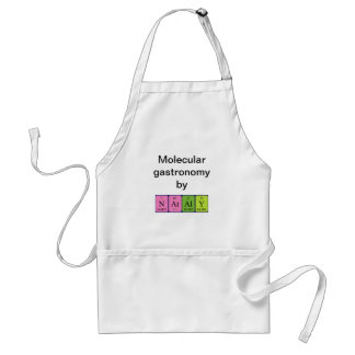 Nataly periodic table name apron