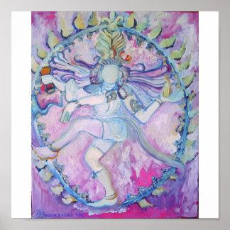 Nataranja Violet Poster