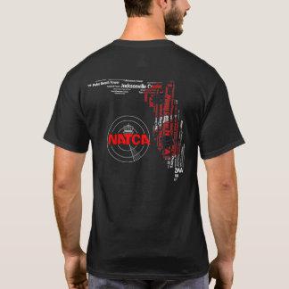 NATCA Florida Facilities with Hurricane Flag T-Shirt