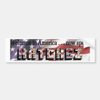 Natchez Bumper Sticker