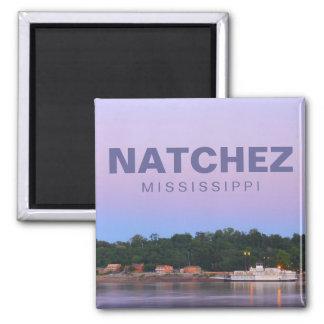 Natchez, Mississippi souvenir vacation magnet