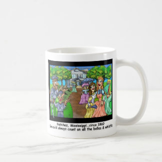 Natchez, MS 1865 Funny Gifts Tees & Collectibles Coffee Mug