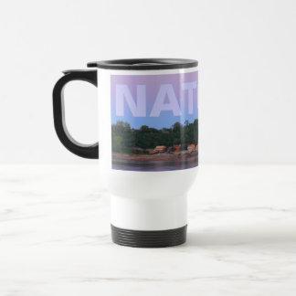 Natchez Under-The-Hill overlook cup Mug