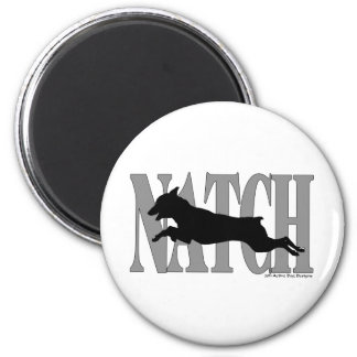 NATCHMinPin 2 Inch Round Magnet