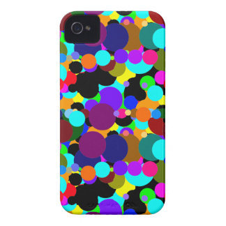 nate dots iPhone 4 Case-Mate case